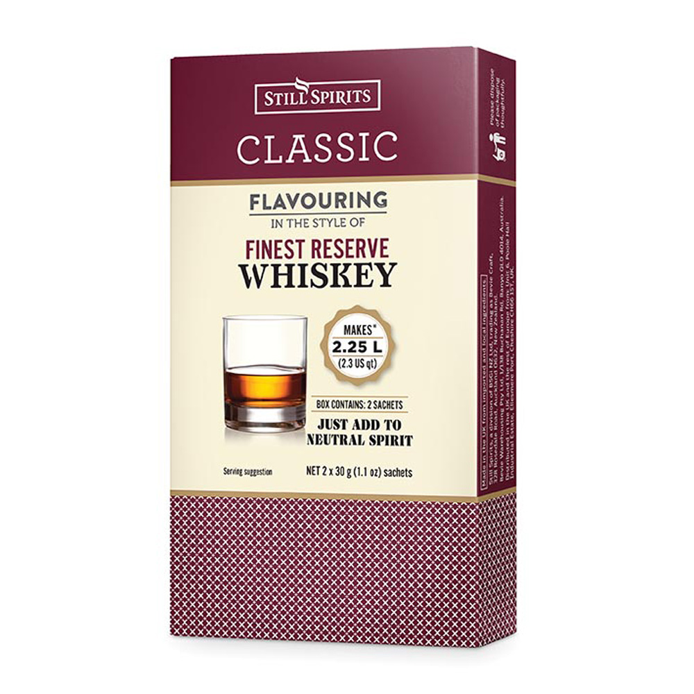 Still Spirits Classic Finest Reserve Whisky