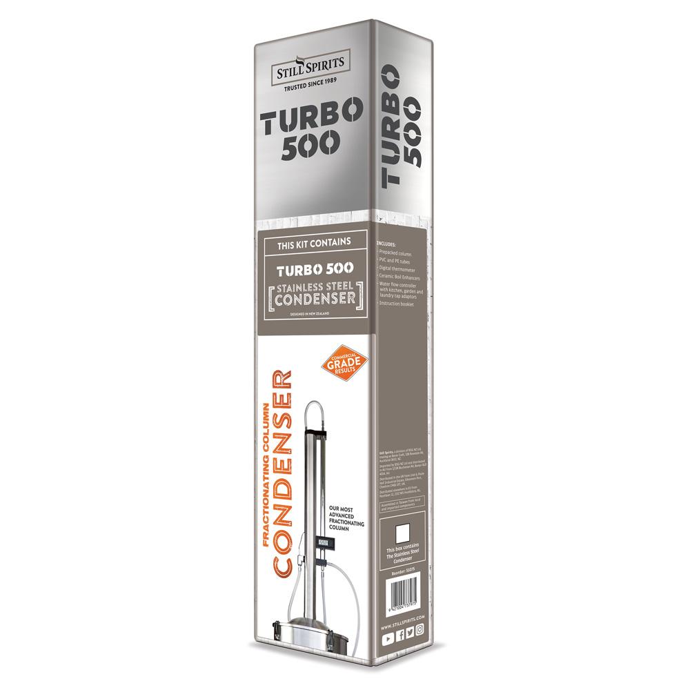 Still Spirits Stainless Steel T500 Condenser