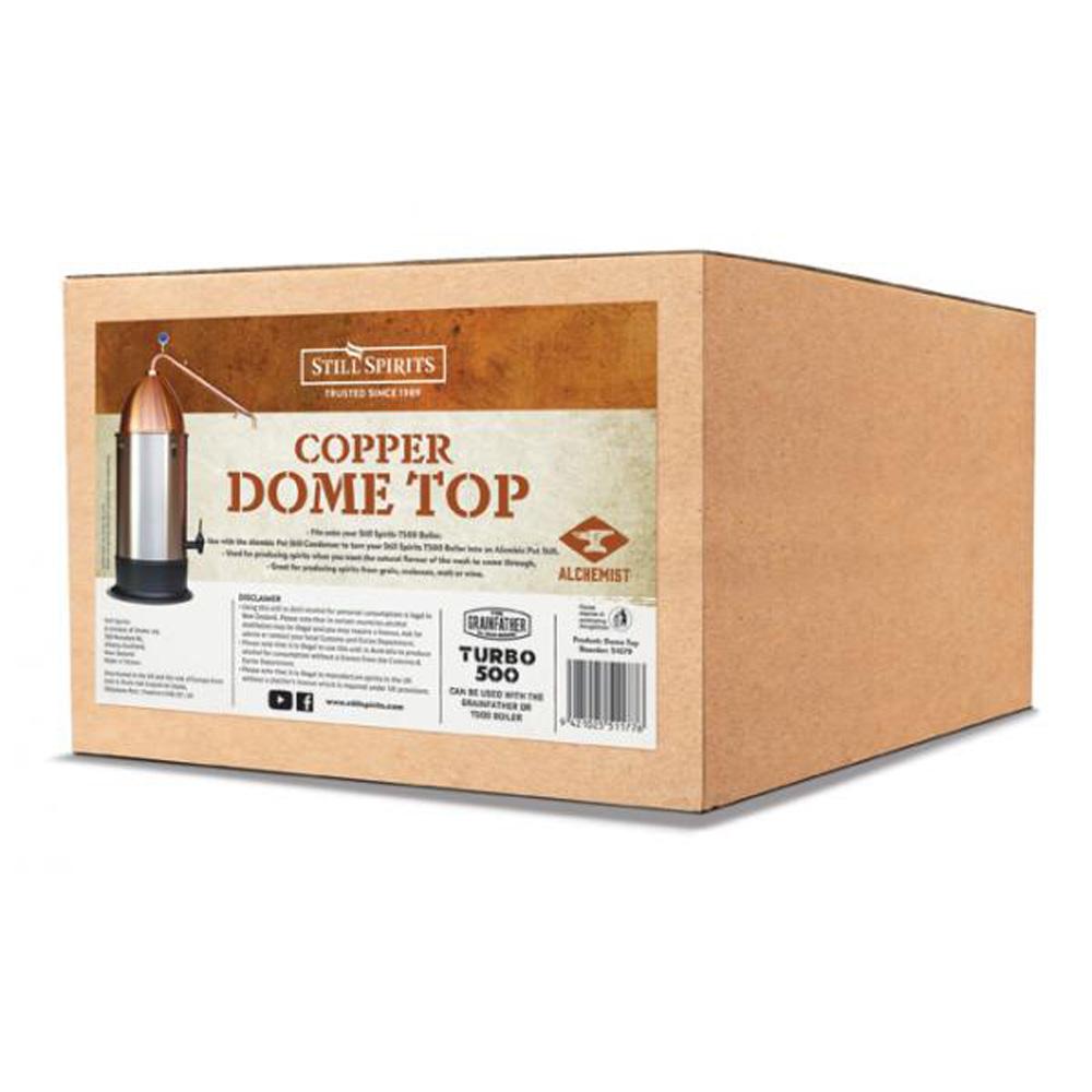 Copper Dome Top