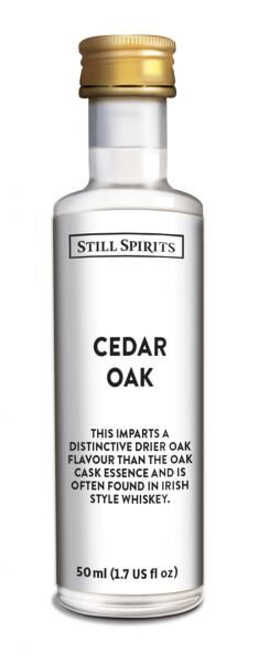Still SpiritsTop Shelf Cedar Oak