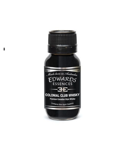 edwards colonial whisky