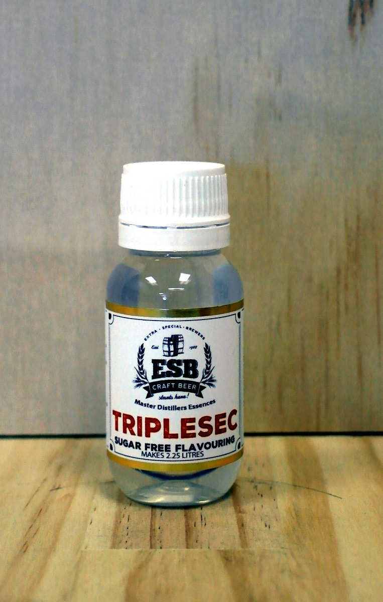ESB Master Distillers Essences - Triple Sec