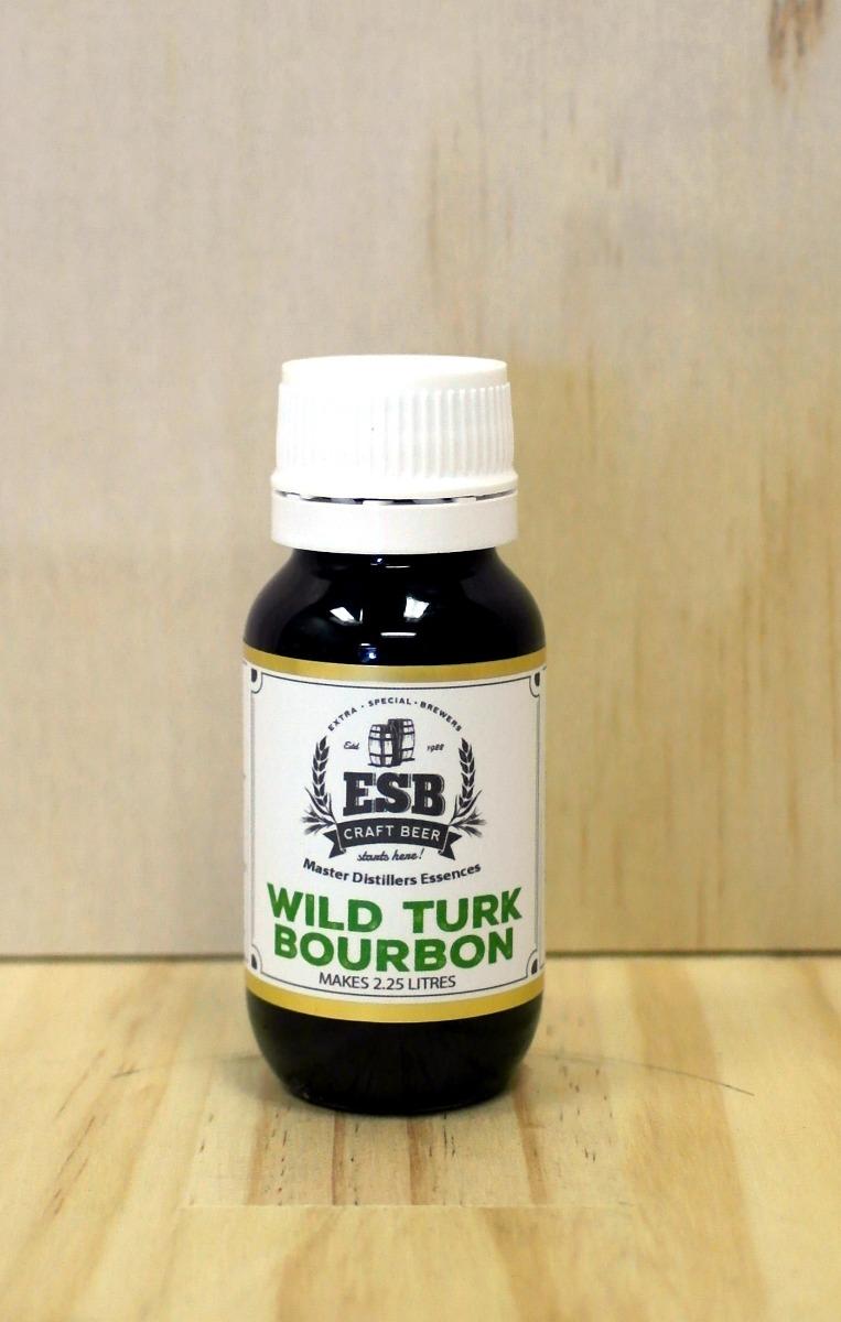 ESB Master Distillers Essences - Wild Turk Bourbon