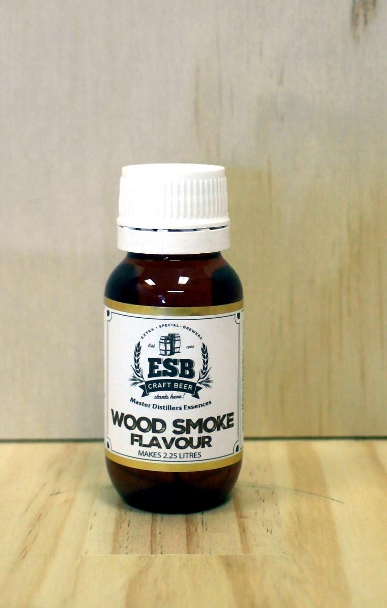 ESB Master Distillers Essences - Wood Smoke Flavour