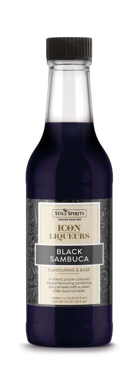 Still Spirits Icon Liqueur Black Sambuca