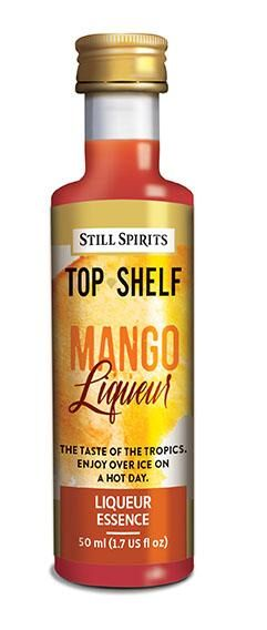 Still Spirits Top Shelf Mango Liqueur