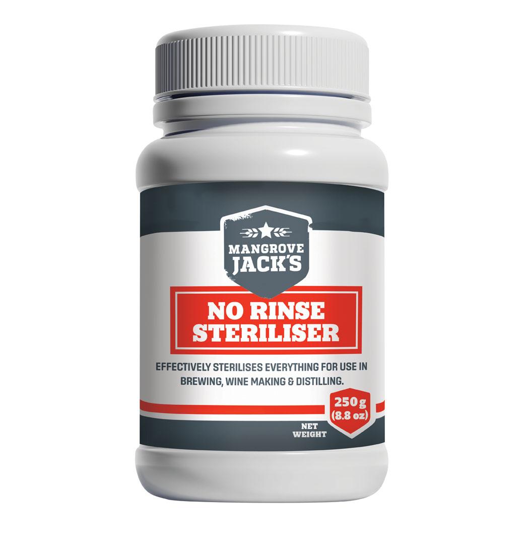 MJ No Rinse Steriliser