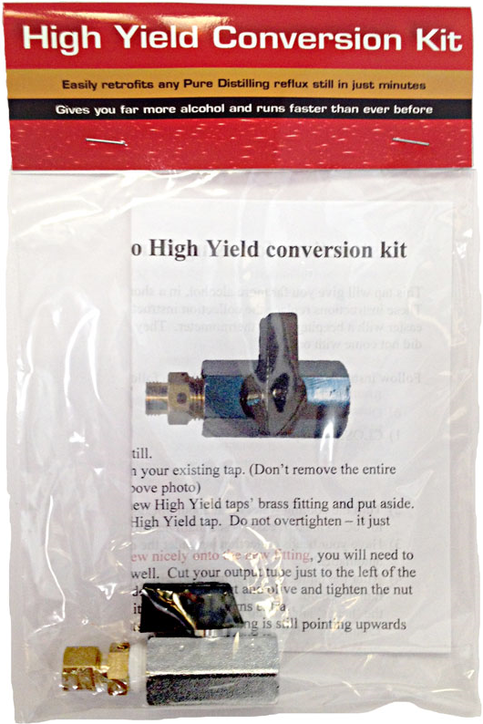Pure Distilling High Yield conversion kit