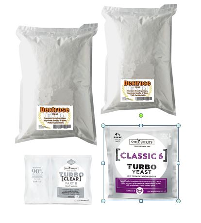 Turbo Production Pack 6kg