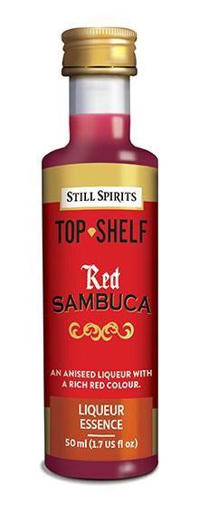Still Spirits Top Shelf Red Sambuca