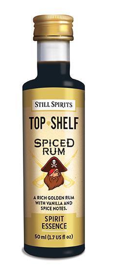 Still SpiritsTop Shelf Spiced Rum