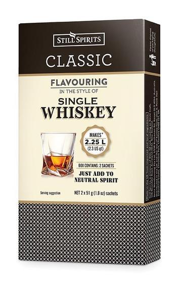 Still Spirits Classic Single Malt Whiskey