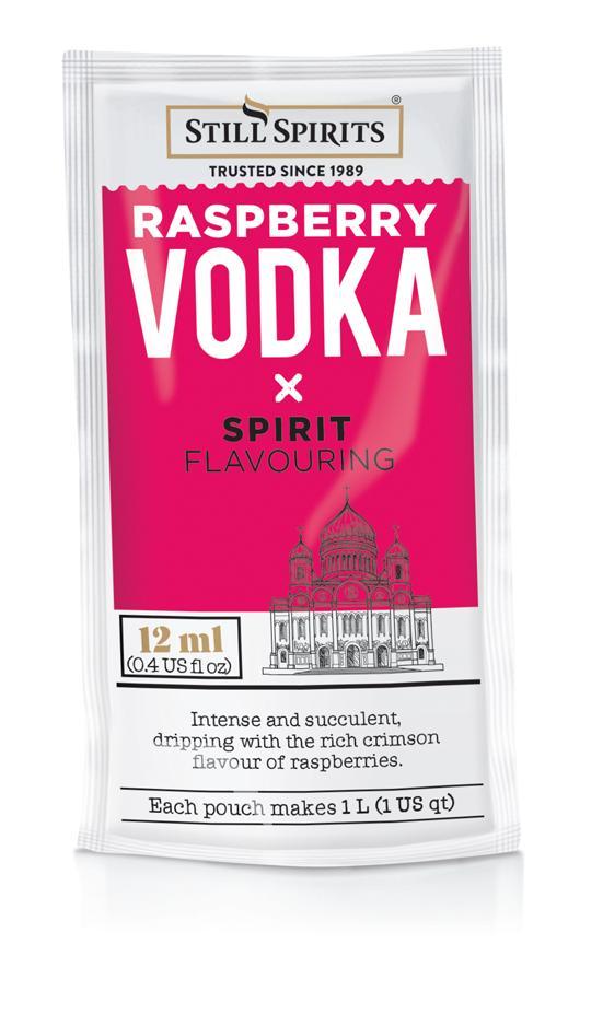 Still Spirits Raspberry Vodka