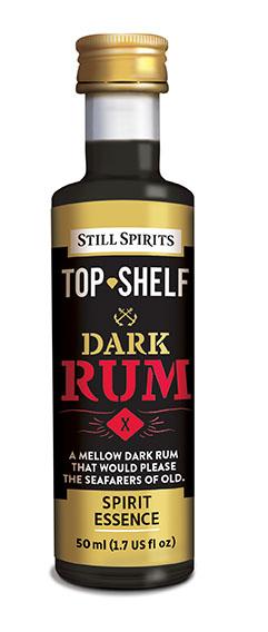 Still Spirits Top Shelf Dark Rum