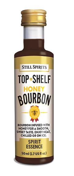 Still Spirits Top Shelf Honey Bourbon