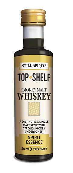 Still Spirits Top Shelf Smokey Malt Whisky