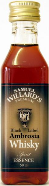 Samuel Willards Premium Ambrosia Whisky
