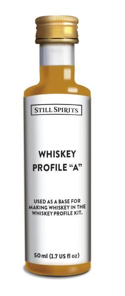 "Still Spirits Top Shelf Whisky Profile ""A"""