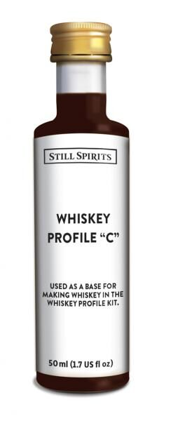 "Still Spirits Top Shelf Whisky Profile ""C"""